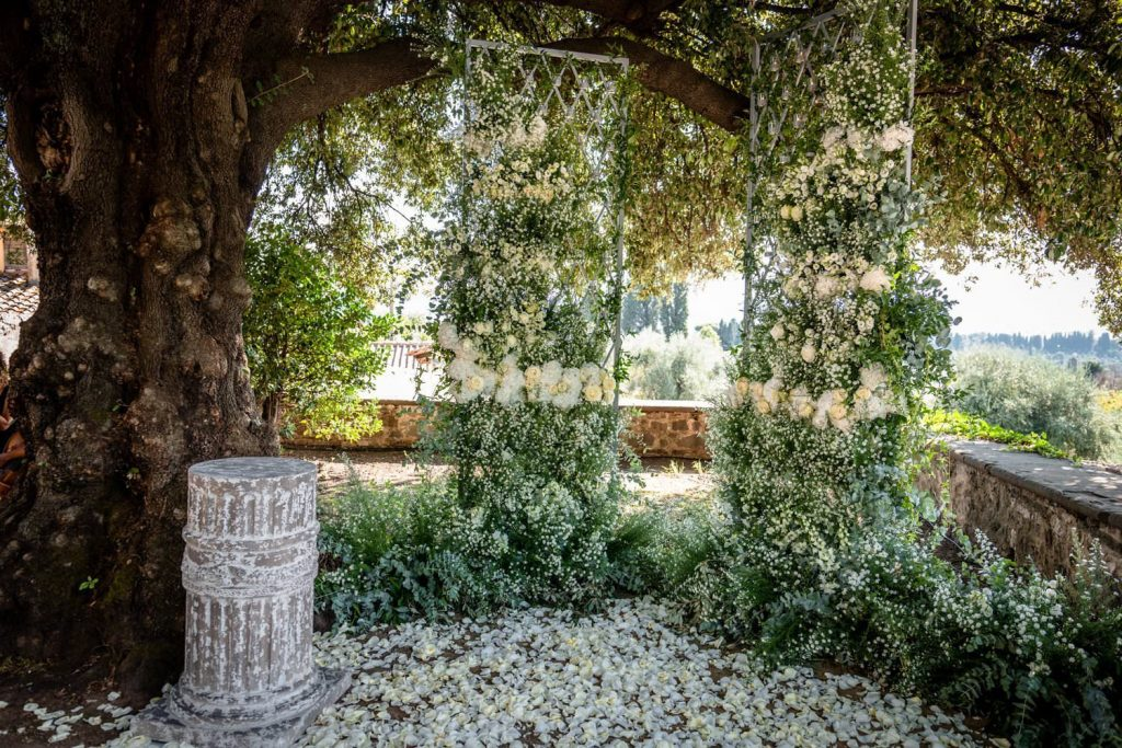 Villa di Maiano Wedding