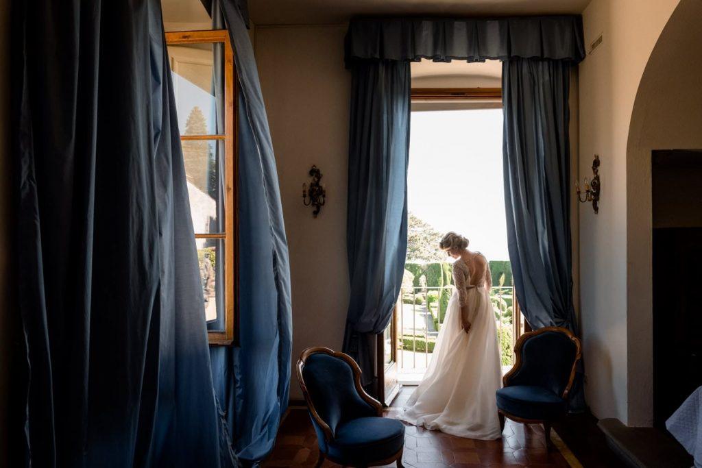Villa Gamberaia wedding photographs