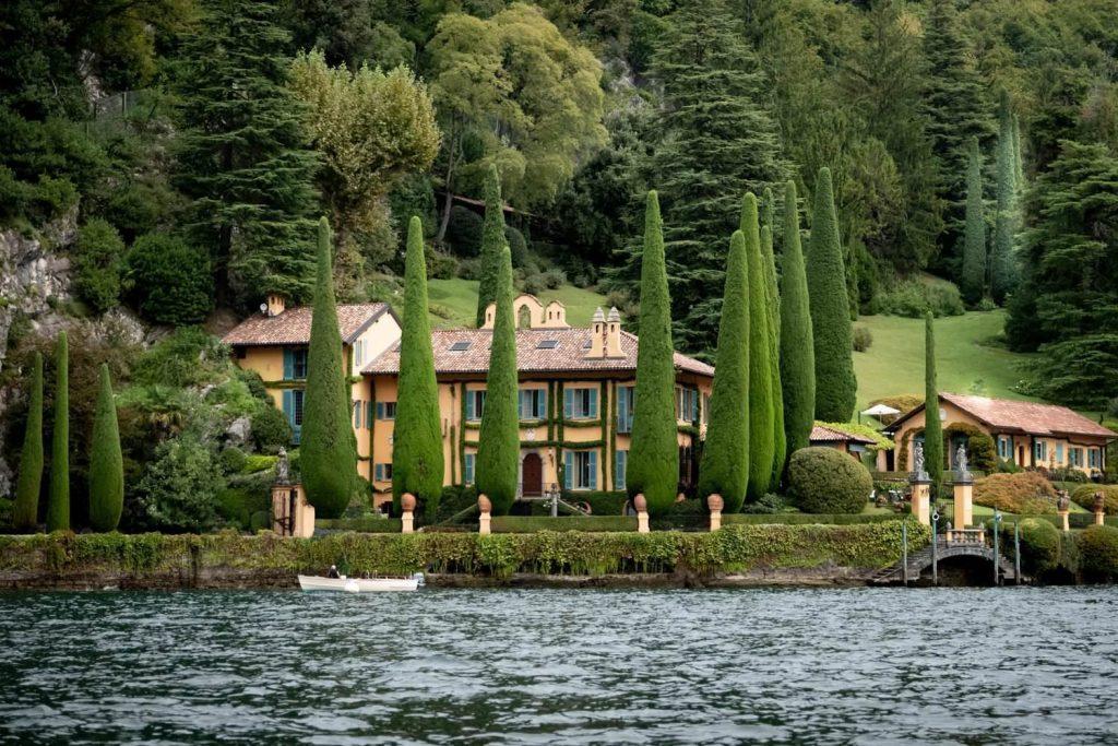 Villa la Cassinella weddings