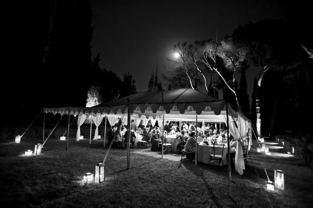 Castiglion del Bosco's wedding venue