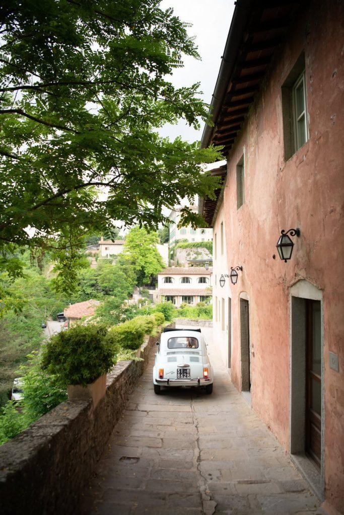 Il Borro's wedding venue