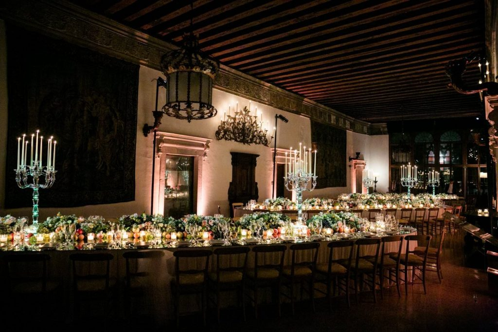 Wedding at Palazzo Polignac