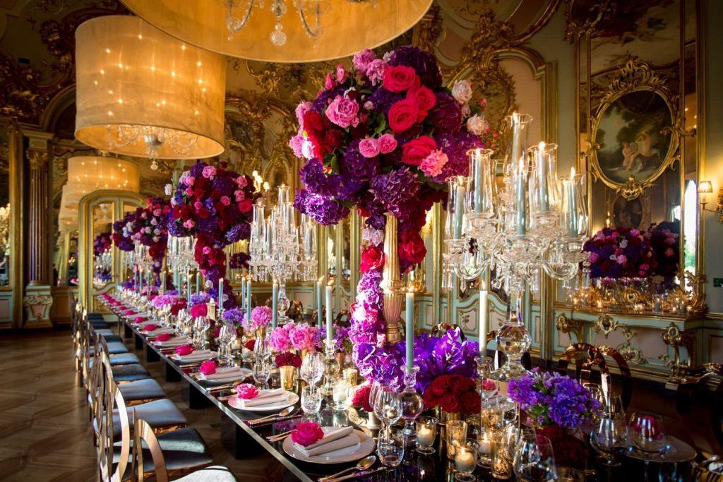 Florence, Villa Cora wedding: a high class event