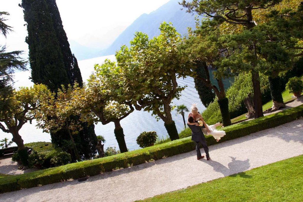 Luxury wedding venue Lake Como