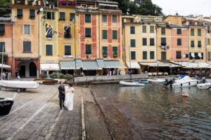 wedding in portofino italy