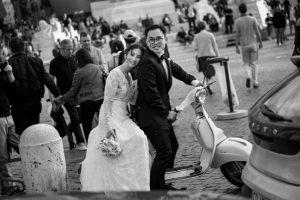 italian Roma wedding